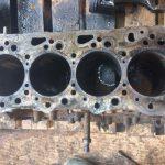 Раскоксовка дизельного двигателя погрузчика