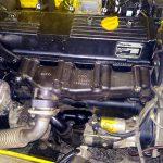 Дизельный двигатель Komatsu FD15