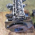четырёхцилиндровый двигатель Mitsubishi