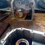 Коробка передач Комацу FG18