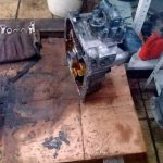 Ремонт АКПП вилочного погрузчика