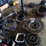 Фрикционы и стальные диски АКПП