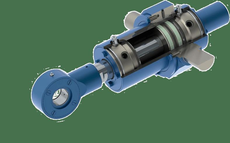 Ремонт и восстановление гидравлических цилиндров