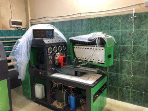 Оборудование для дизельного сервиса (ТНВД)