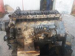 Двигатель Isuzu 6HK1-XQA евро-2 Hitachi ZX330