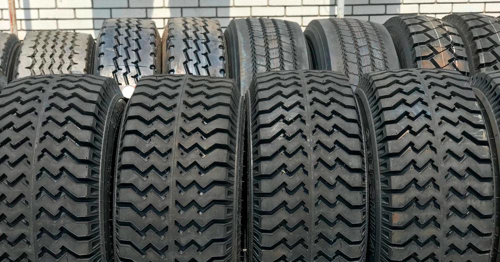 Шины грузовые и для спецтехники