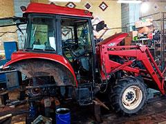 Трактор Yanmar 585