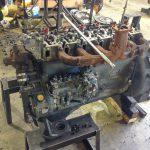 Двигатель Weichai WP6G125