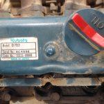 Diesel Engine Kubota D782