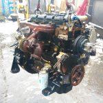 Дизельный двигатель Perkins