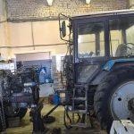 Кабина трактора МТЗ 82