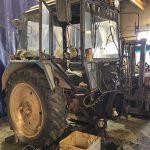 Капитальный ремонт трактора МТЗ-82
