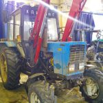 Ремонт навесных устройств трактора МТЗ