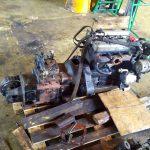 Дизельный двигатель вилочного погрузчика Dalian
