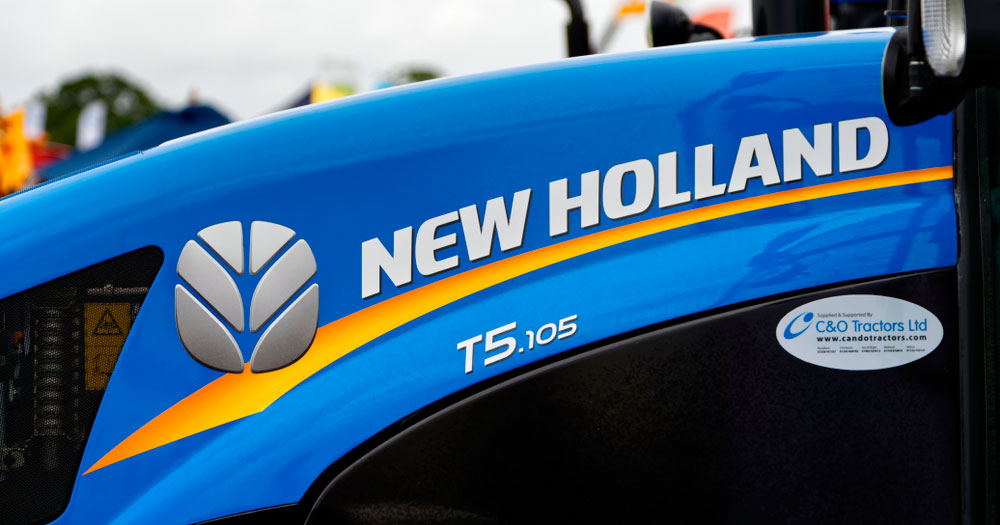 Трактор New Holland T5.105