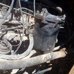 топливный фильтр на дизельном двигателе