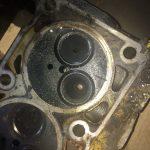 Неисправность форсунок двигателя John Deere
