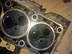 Притирка клапанов дизельного двигателя