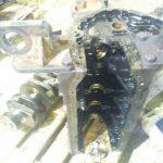 Блок цилиндров двигателя Cummins