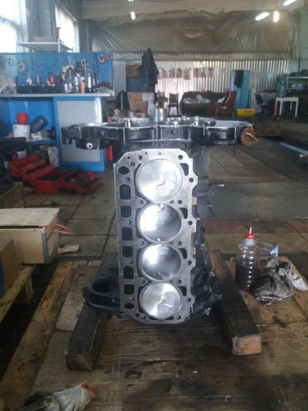 d909c80ec Ремонтные работы: Капитальный ремонт с перегильзовкой дизельного двигателя.
